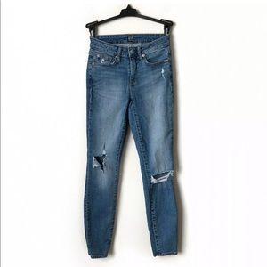 GAP 1969 Women's True Curvy Skinny Stretch Jeans
